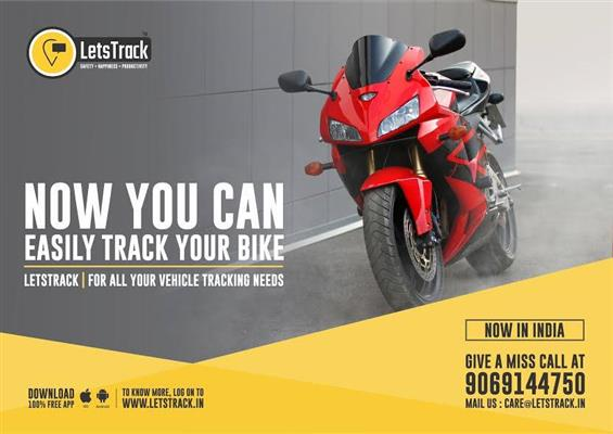 Feel Secured with Letstrack GPS Tracking Device..