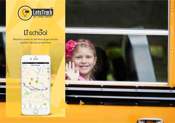 Use Letstrack to Keep a Track on Your Child