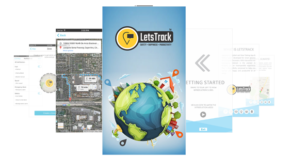 We Believe the Best Free Real Time GPS Tracking App for Android/iOS – Letstrack