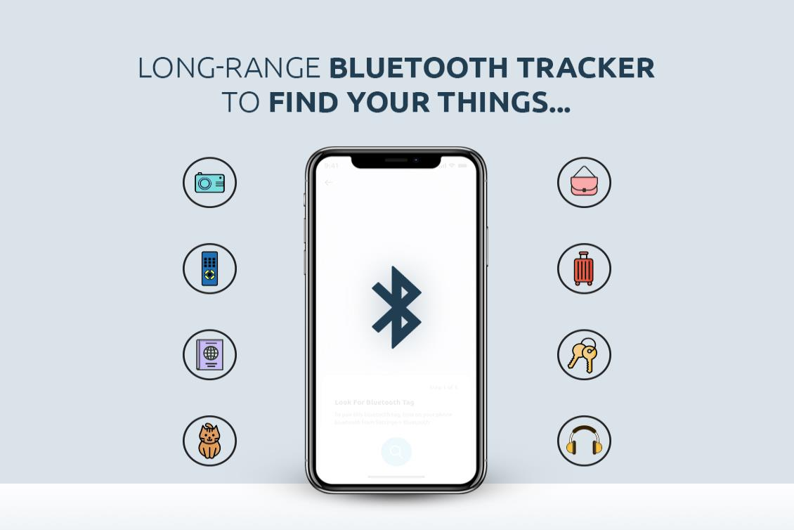 BEST BLUETOOTH TRACKER FOR KEYS, WALLETS, PHONES, BAGS AND ALL OTHER THINGS THAT YOU CARRY EVERYDAY