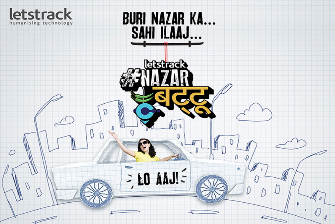 Keep your loved ones safe with Letstrack Nazar Battu..