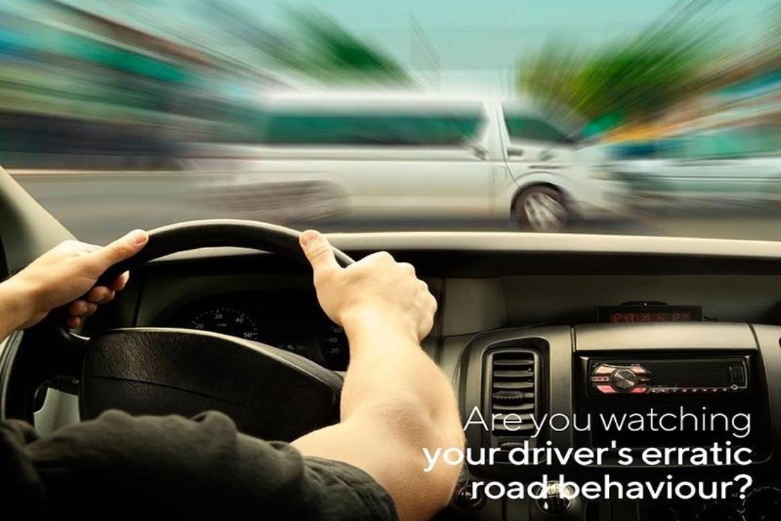 Driver's Behavior through AIS 140..
